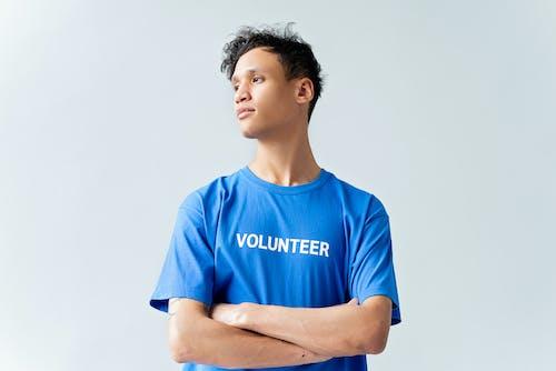 おとこ, コンセプト, ボランティアの無料の写真素材