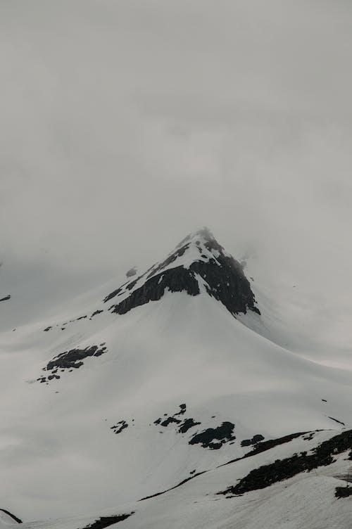 Free stock photo of climb, cold, eruption