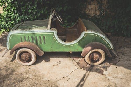 Δωρεάν στοκ φωτογραφιών με vintage, vintage αυτοκίνητο, vintage παιχνίδι