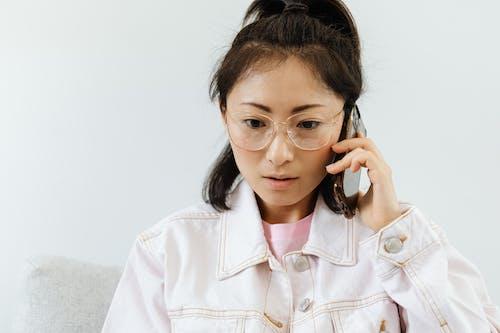 Gratis arkivbilde med ansikt, asiatisk kvinne, briller