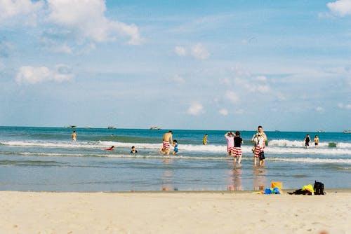 Základová fotografie zdarma na téma léto, lidé, mávání