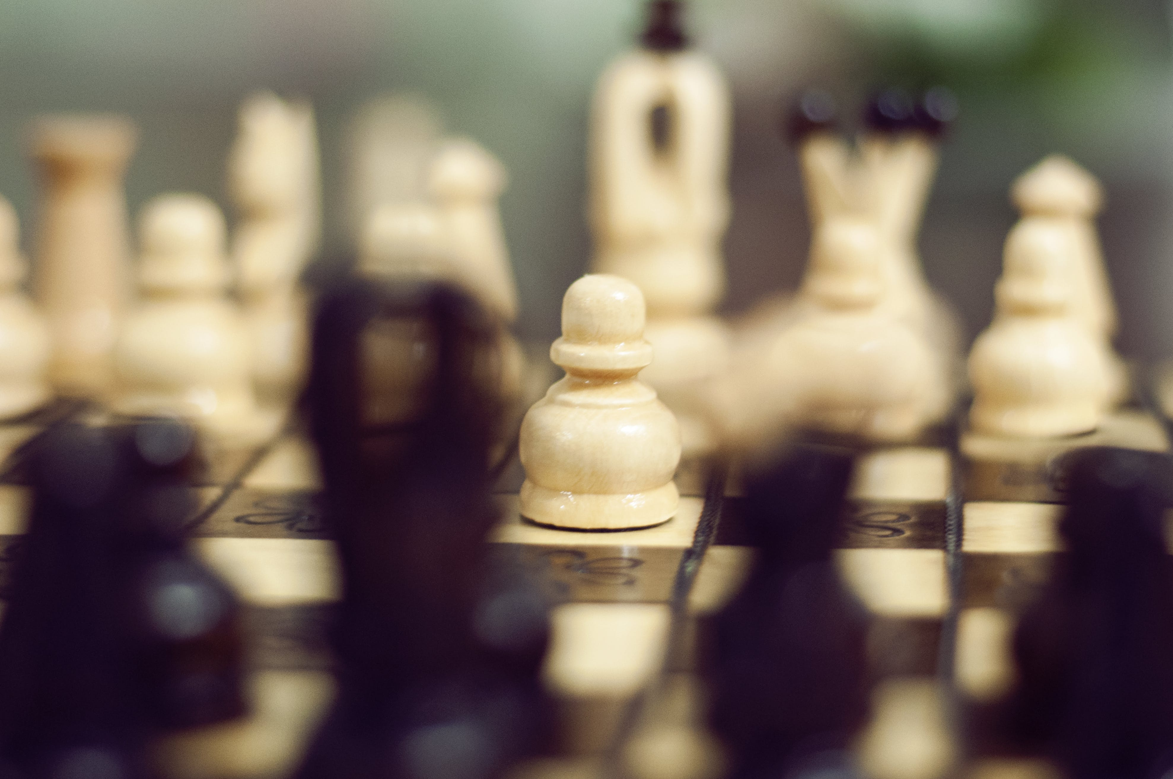 Free stock photo of home, game, thinking, chess