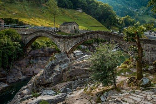 Darmowe zdjęcie z galerii z architektura, dolina, drewno