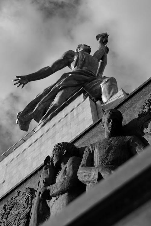Ảnh lưu trữ miễn phí về bức tượng, đàn bà, Đàn ông