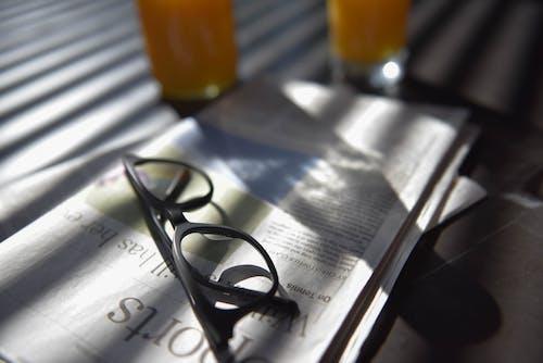 Základová fotografie zdarma na téma brýle, detail, dioptrické brýle