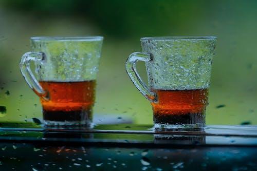 Ilmainen kuvapankkikuva tunnisteilla iltapäivä tee, kuppi teetä, sadepäivä