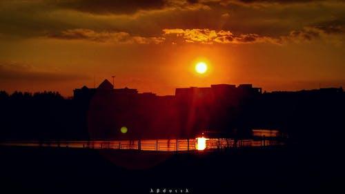 Free stock photo of HTC, sundown, sunset