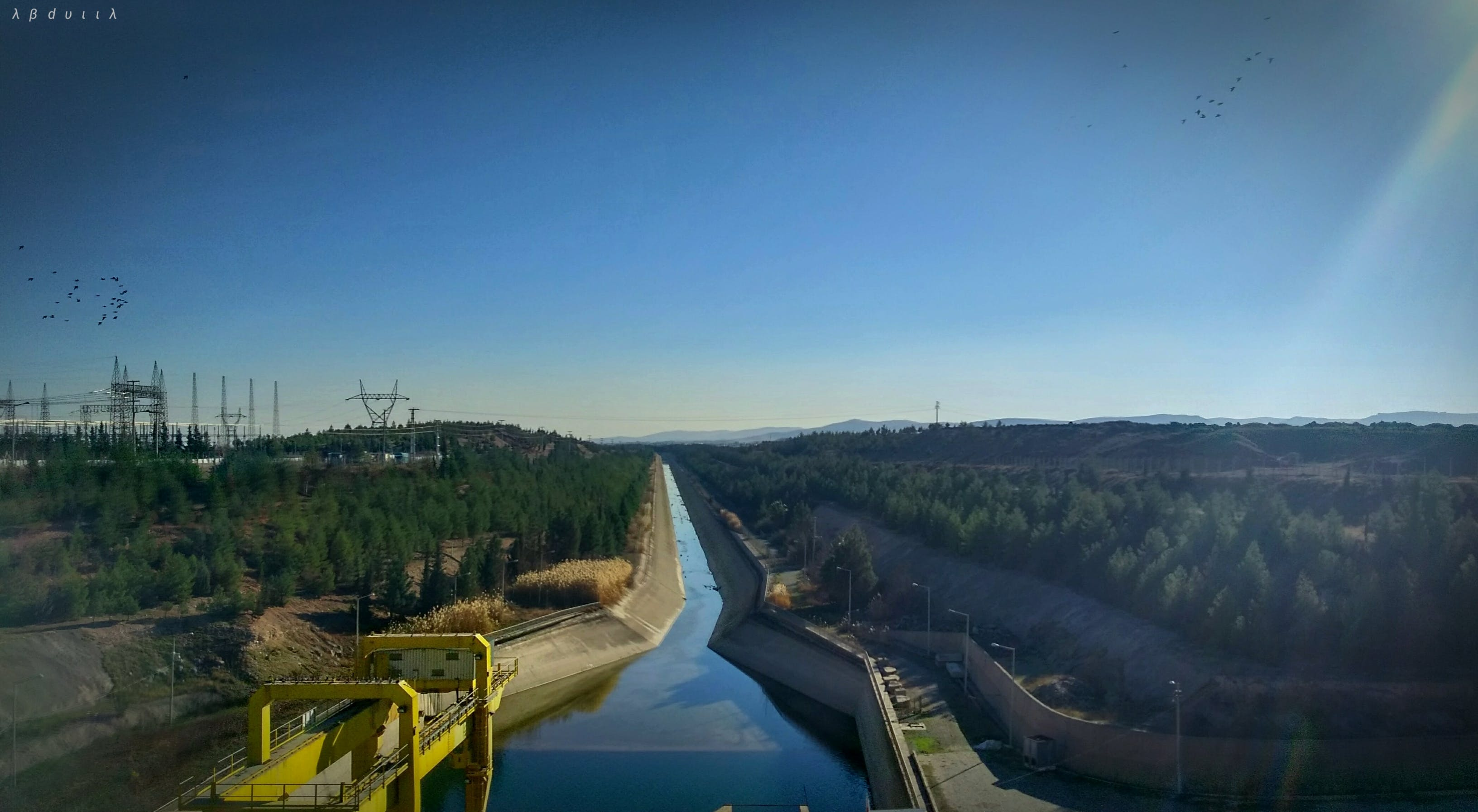 Free stock photo of blue sky, clear sky, HTC, landscape