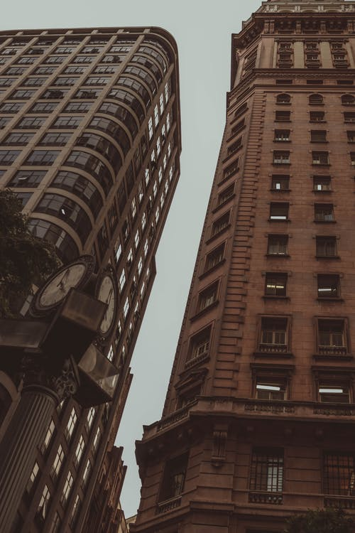 Foto profissional grátis de ao ar livre, apartamento, arquitetura