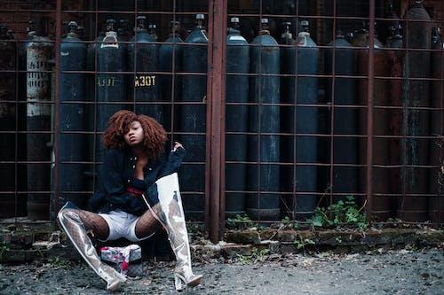 Fotobanka sbezplatnými fotkami na tému černoška, deň, dievča, dievča tmavej pleti