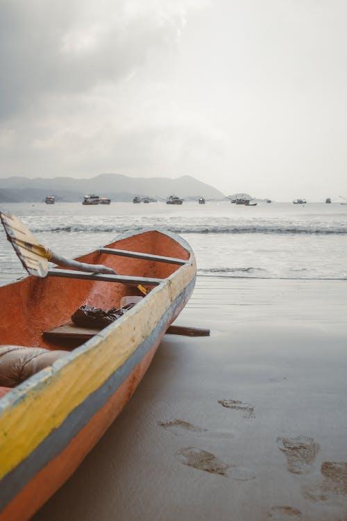 Gratis lagerfoto af båd, fiskekutter, gribe