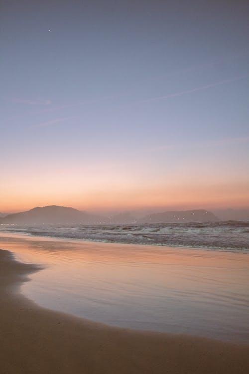 Gratis lagerfoto af aften, dagslys, hav
