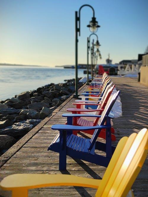 Free stock photo of adirondack, boardwalk, canada