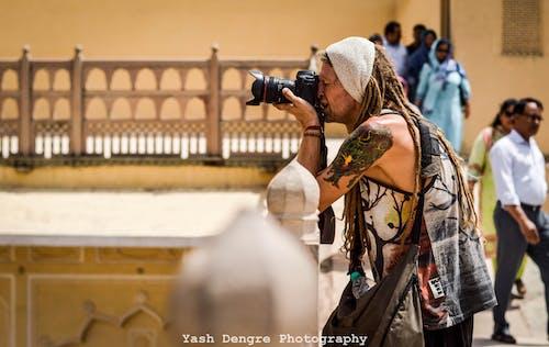 Free stock photo of Hawa Mahal, india, Jaipur