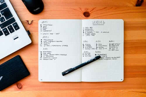 Darmowe zdjęcie z galerii z biurko, biuro, długopis