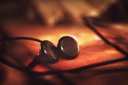 Free stock photo of headphone, music