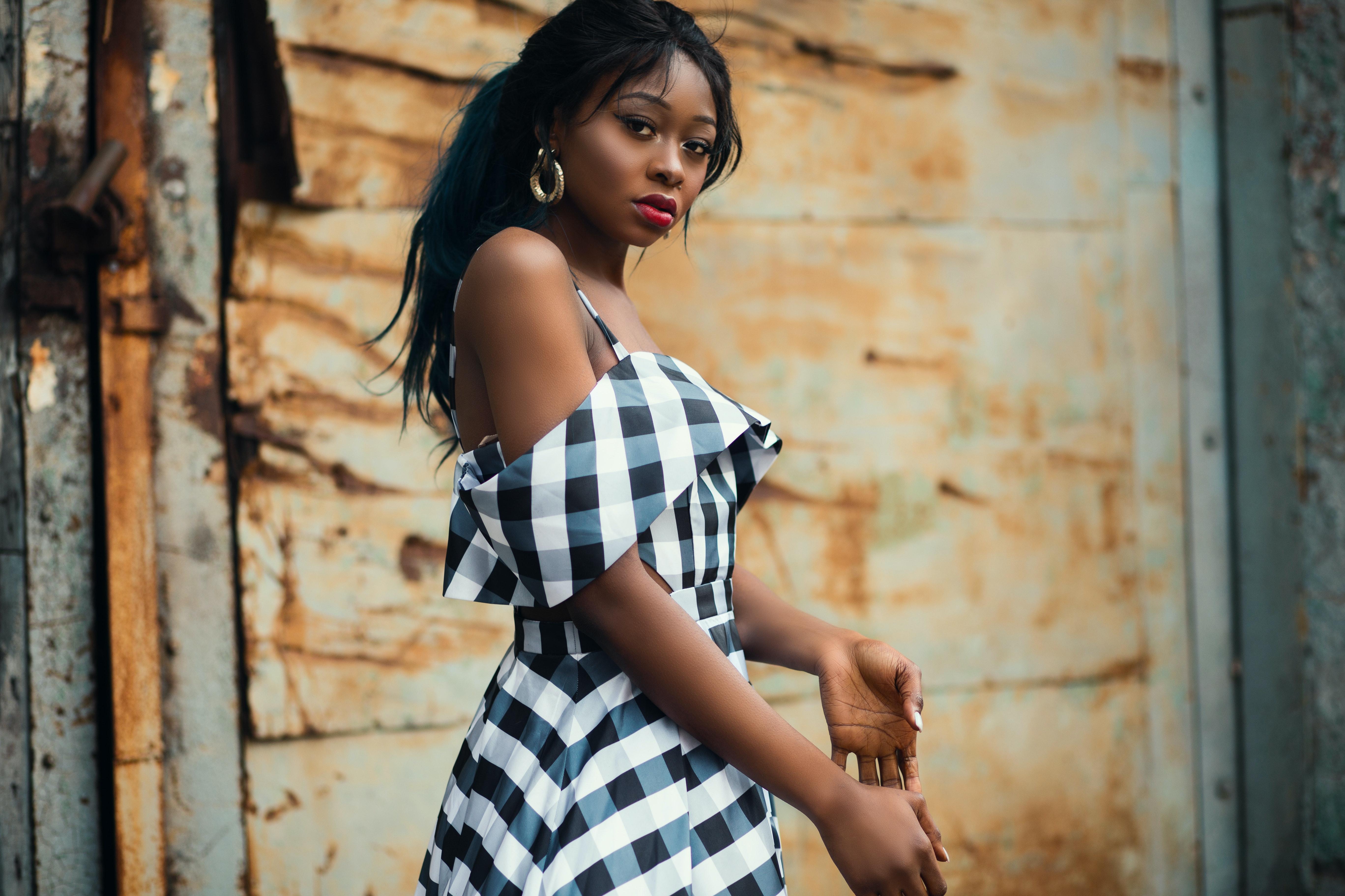 Free ebony beauty