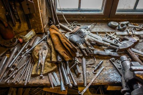 Kostnadsfri bild av metall, metallkonst, smuts, verktyg
