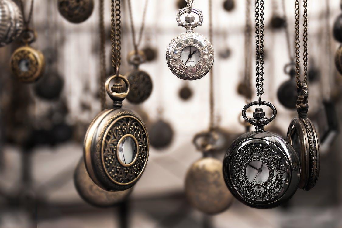 手錶, 掛, 時間 的 免費圖庫相片