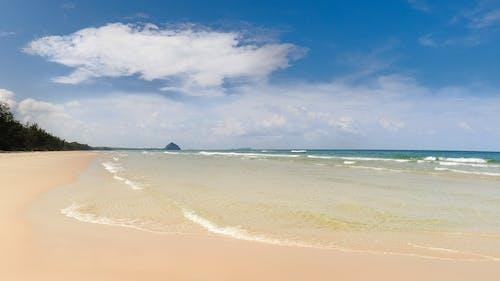 Free stock photo of beach, chumphon, cloud