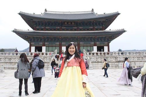 乐天派, 亞洲, 亞洲女孩, 享受 的 免费素材图片