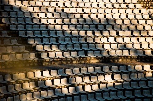 Photos gratuites de chaise attendant la lumière du soleil