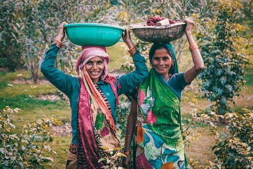 คลังภาพถ่ายฟรี ของ คน, ความสุข, ชาวอินเดีย, ชุด
