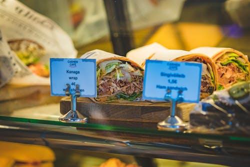 맛있는, 식품 포장, 음식, 판매의 무료 스톡 사진