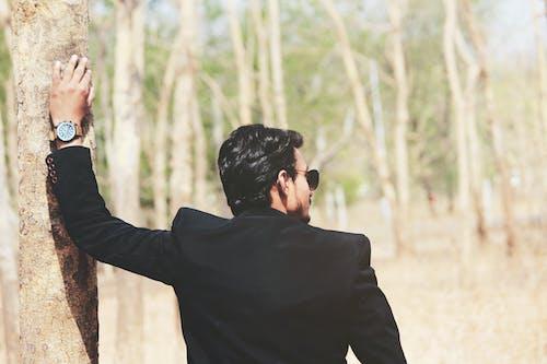 Foto d'estoc gratuïta de blazer, disparar, dors, fotografia