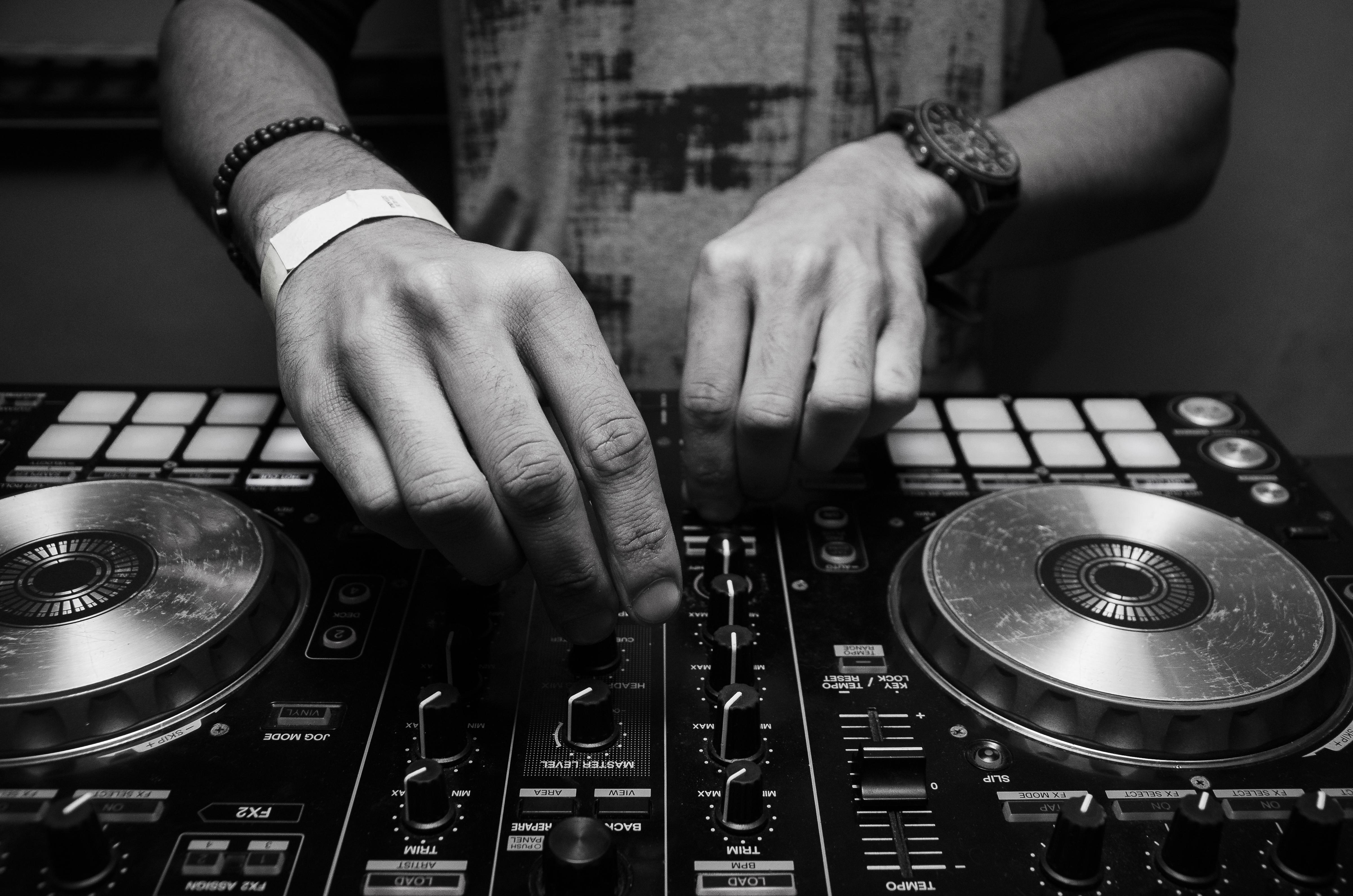 Respect the DJ