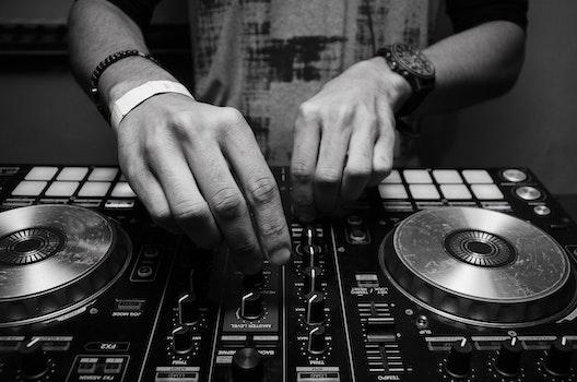 Free stock photo of music, dj, DJ Mixer, CDJ