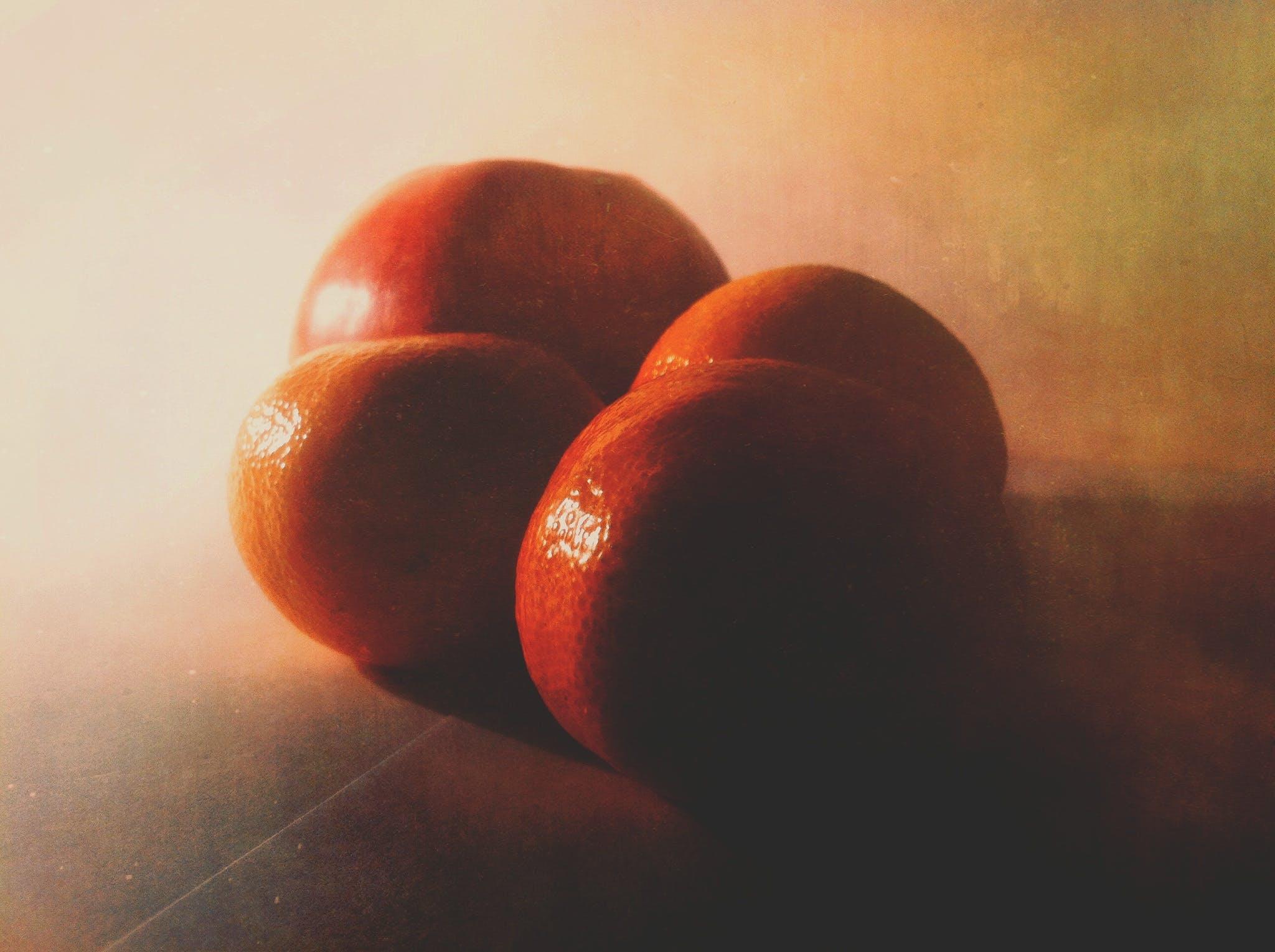 Free stock photo of light, apple, winter, home