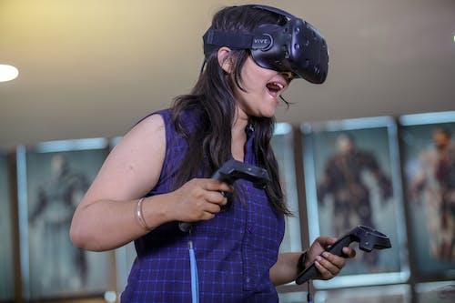 Δωρεάν στοκ φωτογραφιών με gadget, gamer, oculus