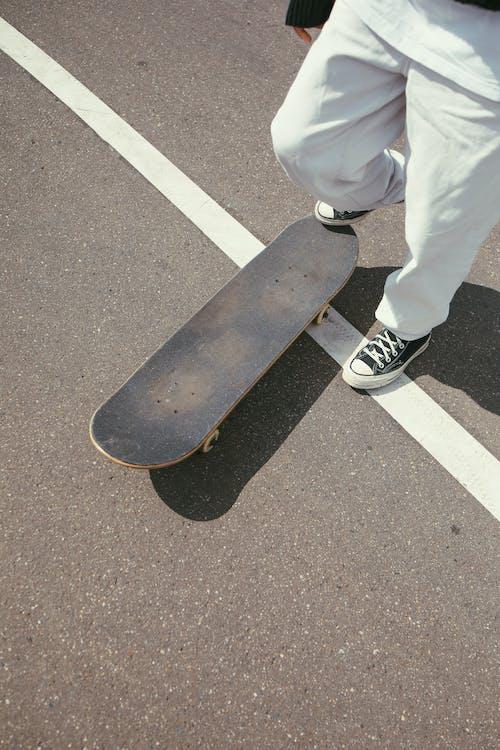 スケーター, スケートボーダー, スケートボードの無料の写真素材
