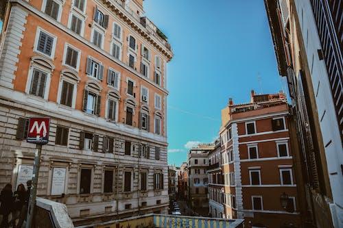Бесплатное стоковое фото с город, городской пейзаж, досуг, европа