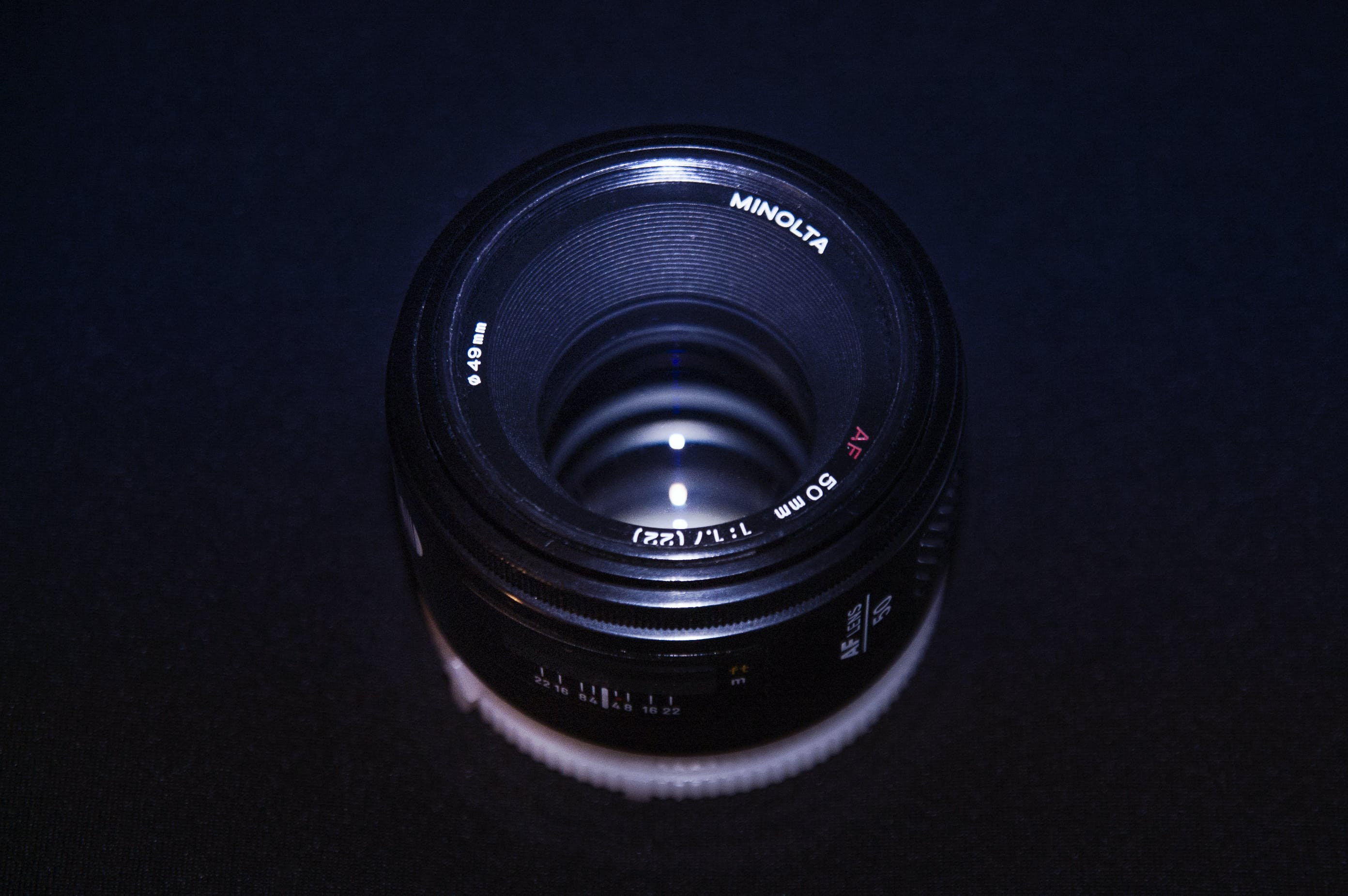 Free stock photo of camera, lens