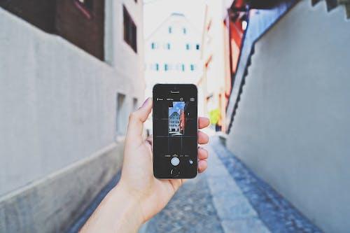 คลังภาพถ่ายฟรี ของ กลางวัน, กล้อง, การถ่ายภาพ, คน