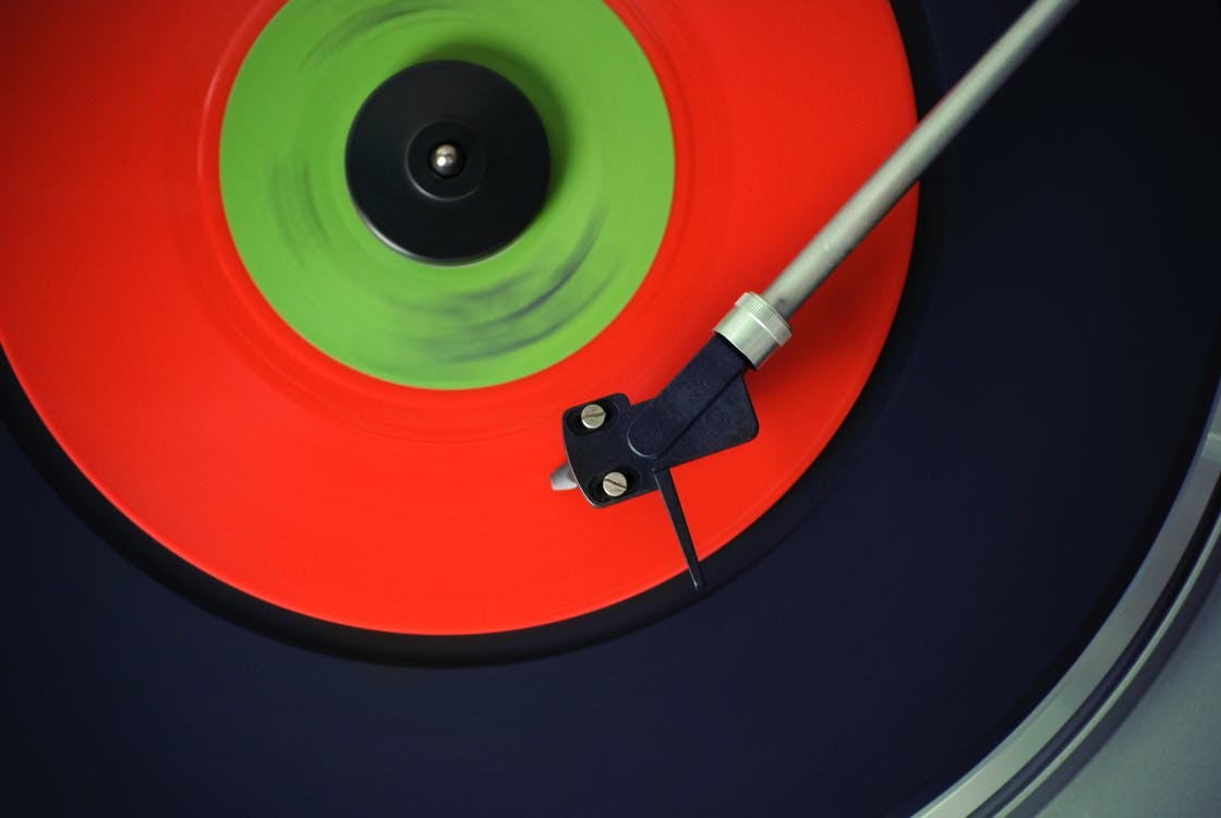 Free stock photo of gramophone, music, player