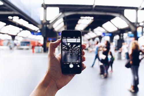 Foto stok gratis alat, Bandara, berbayang, dewasa