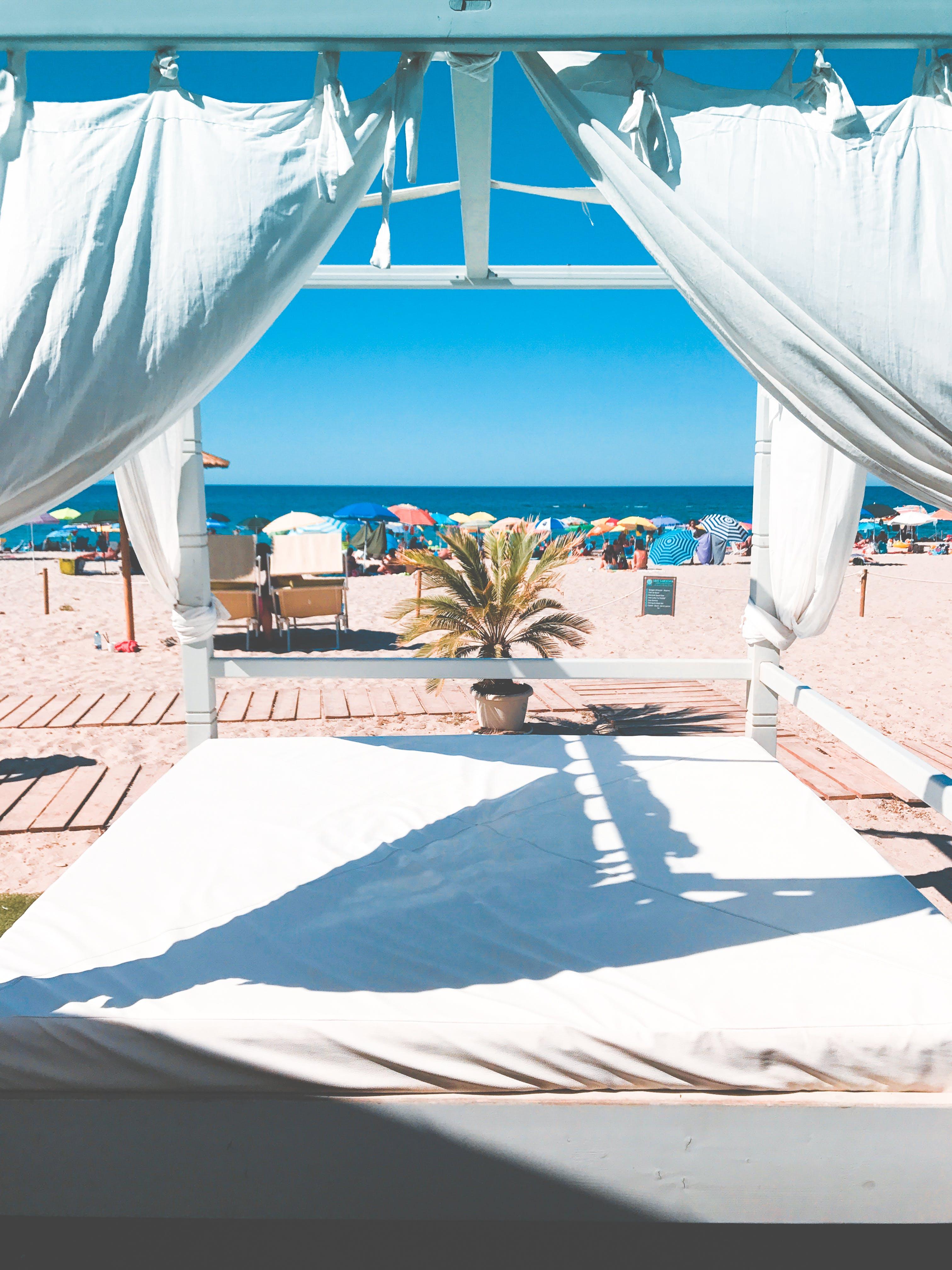 Free stock photo of all shots, beach, italy, moody