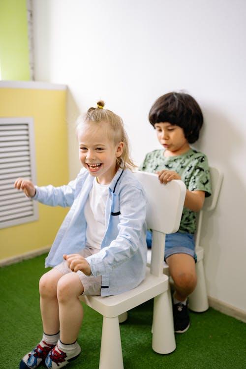 一起, 享受, 兒童 的 免费素材图片