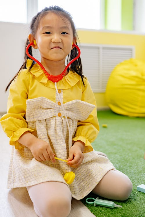 Gratis stockfoto met aantrekkelijk mooi, Aziatisch meisje, binnen