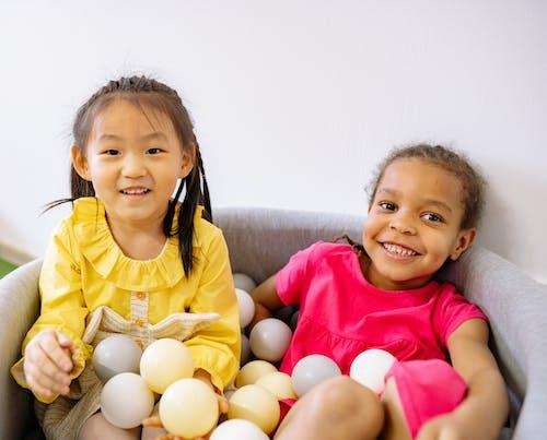 Foto stok gratis anak prasekolah, anak-anak, bermain