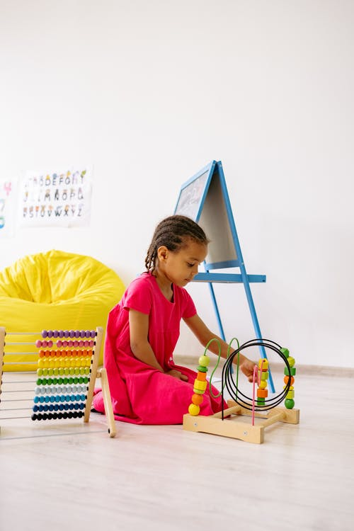 Foto profissional grátis de ábaco, aprendendo, colorido