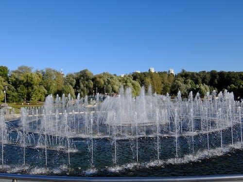 Бесплатное стоковое фото с фонтан