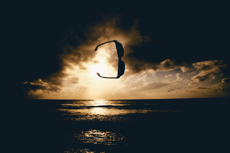 反射, 墨鏡, 天性, 天空 的 免费素材照片