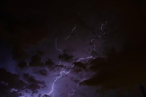 คลังภาพถ่ายฟรี ของ กลางแจ้ง, คืนท้องฟ้า, ตอนเย็น