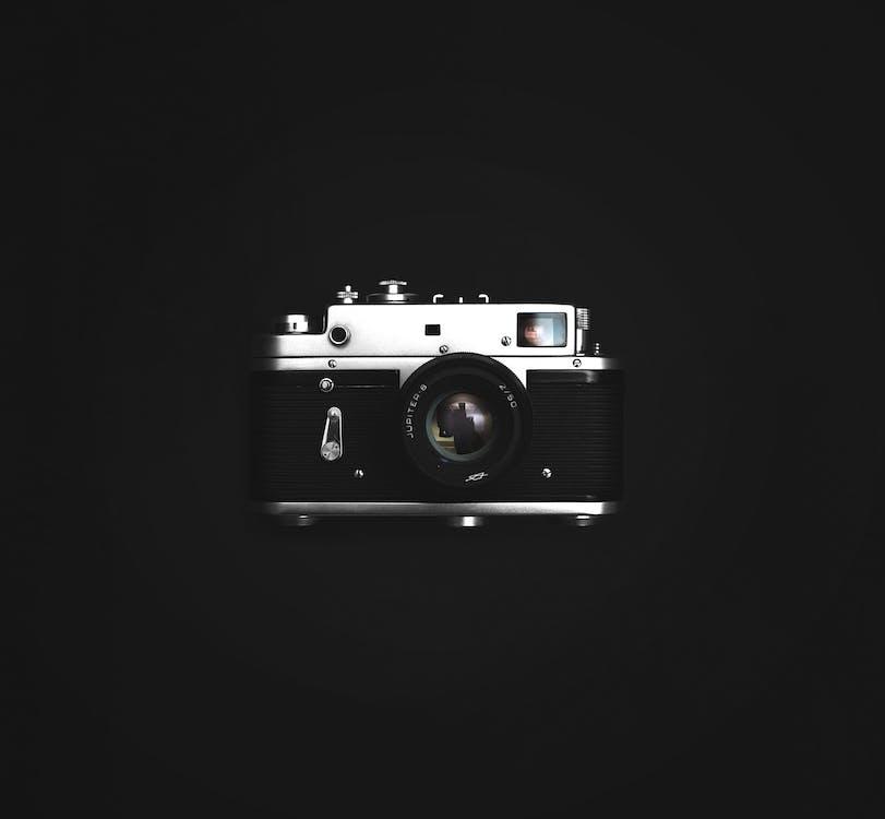 analog, analogt kamera, blenderåpning