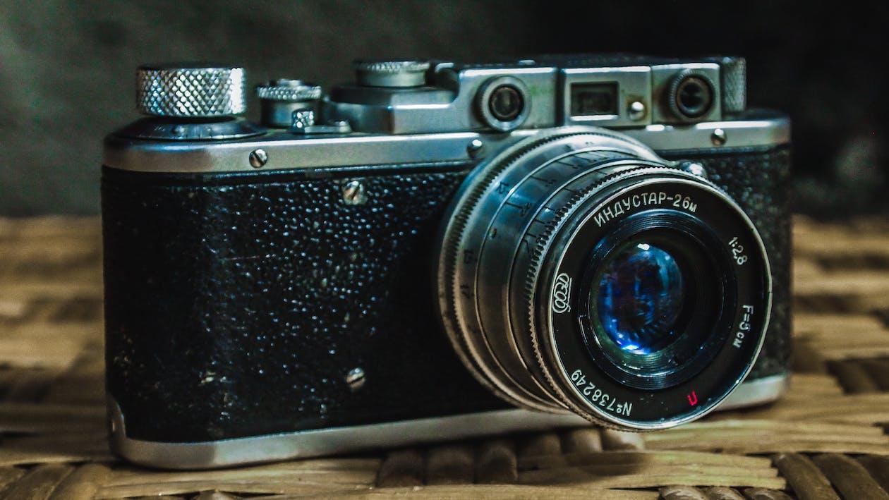 35 mm, càmera analògica, retro