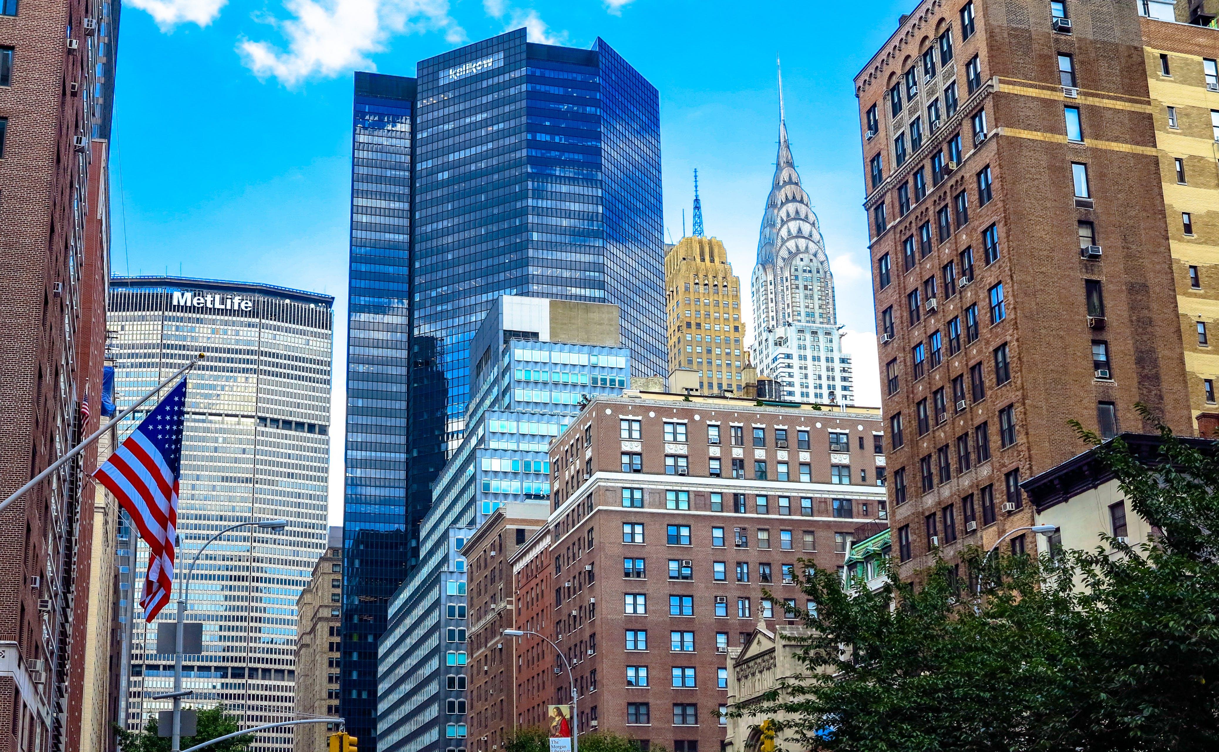 Chrysler Tower, New York